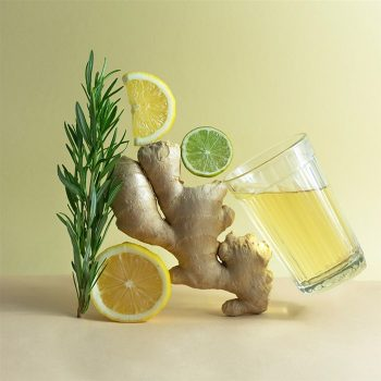 Ginger Lemonade άρωμα